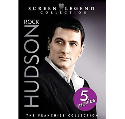 Amazon Com Rock Hudson Screen Legend Collection The Golden Blade Has Anybody Seen My Gal The Last Sunset The Spiral Road A Very Special Favor Piper Laurie Rock Hudson