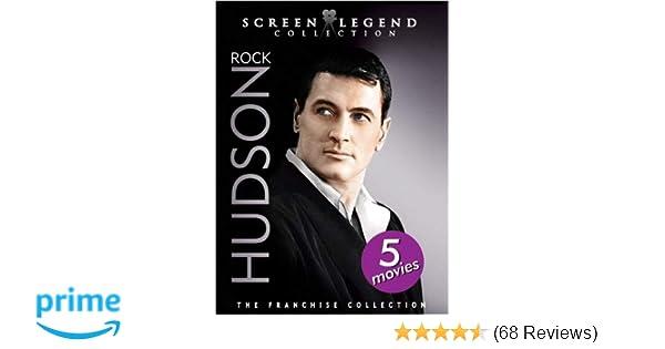 Amazon com: Rock Hudson Screen Legend Collection (The Golden Blade