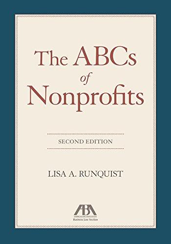 The ABCs Of Nonprofits