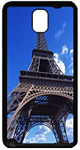 Customised Galaxy Note 3 Case, Towering Eiffel Tower France Galaxy Note 3 Case