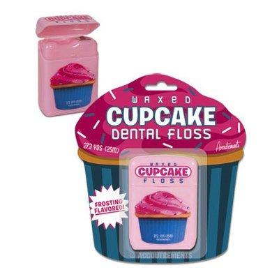 Cupcake Dental Floss