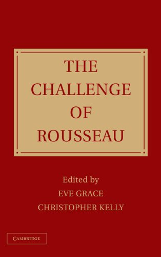 Download The Challenge of Rousseau Pdf