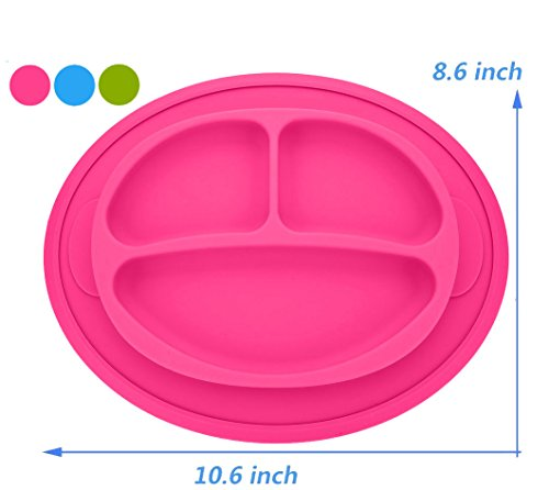 baby food divider plate - 6