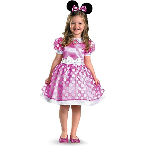 Disguise Inc Clubhouse Toddler Costume