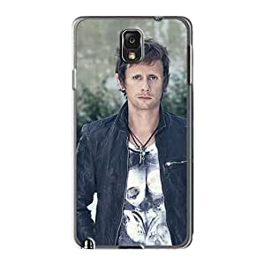 Perfect Hard Phone Case For Samsung Galaxy Note3 (jRJ14934hegZ) Provide Private Custom Colorful Muse Band Pattern