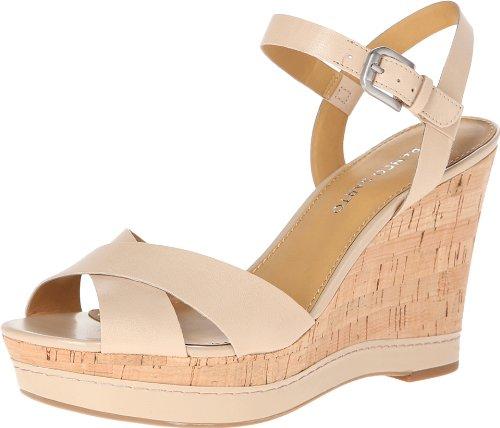 Franco Sarto Seaglass Womens Kile Sandaler Malto Lær