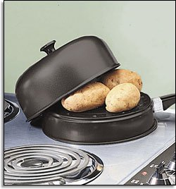 STOVE TOP POTATO BAKER
