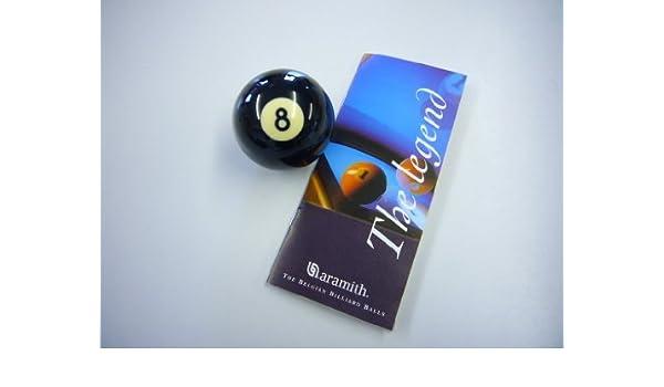 Aramith 2 Negro 8 Bolas de Billar de Repuesto: Amazon.es: Deportes ...