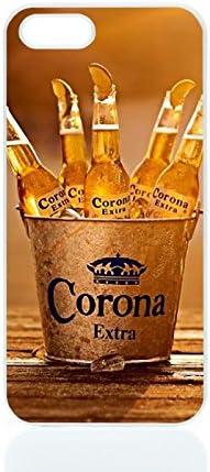 Ejgroup Capa Corona Extra Bière pour iPhone 7 Noir/blanc (11,9 cm ...