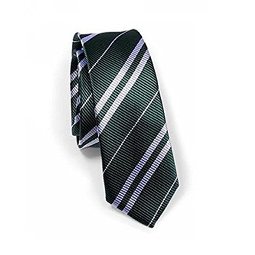 [Dress Shirt Tie Formal Style Adult & Kids Halloween Costume Accessory USA (Green)] (Costumes Usa)