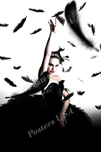 Posters USA BLack Swan Natalie Portman Movie Poster GLOSSY F