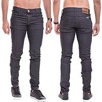 Calças Jeans Slim Com Lycra Preto Originais - Zaretã