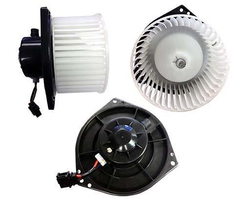 - Mototeknika 50126 - New suzuki grand vitara a/c heater blower motor