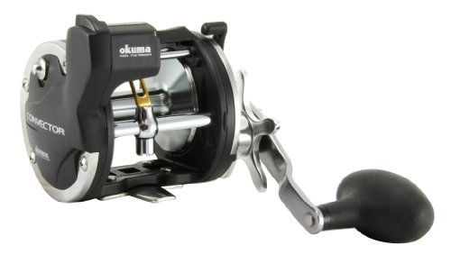 Okuma Convector Star Drag Left-handed Line Counter Reel (25/310)