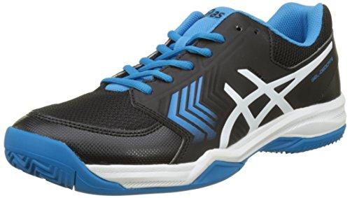 white Chaussures 5 Noir Gel dedicate De Surf hawaiian Tennis Asics Clay black Homme ZqR7wUxnO
