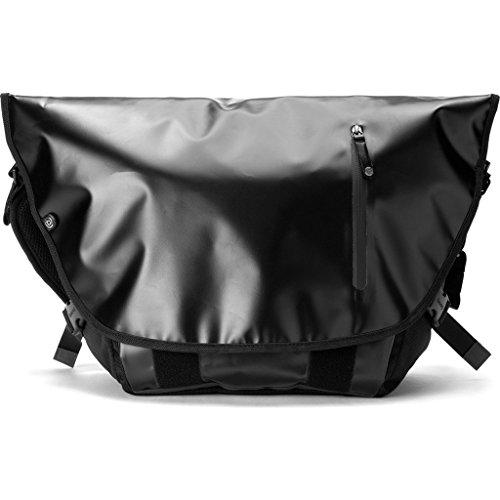 Booq NRV-BLK Nerve Messenger Bags, Black by Booq