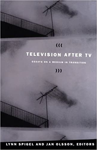 television after tv essays on a medium in transition console ing  television after tv essays on a medium in transition console ing passions lynn spigel jan olsson 9780822333937 com books