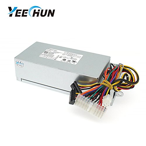 YEECHUN 220W Power Supply for L220AS-00 Dell Inspiron 3647 660s Vostro 270 Gateway SX2300 Aspire X1200 X1300 Veriton X2110 X2610 eMachines L1200 L1210 Series, Compatible P/N: R82HS R82H5 ()