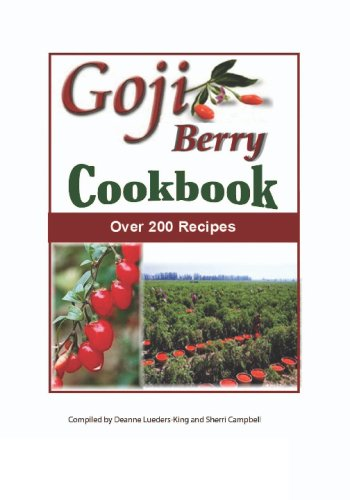 - Goji Berry Cookbook