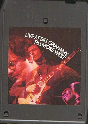 MIKE BLOOMFIELD/NICK GRAVENITES & OTHERS: Live at Bill Graham's Fillmore West 8 Track Tape (Mike Bloomfield Live At Bill Grahams Fillmore West)