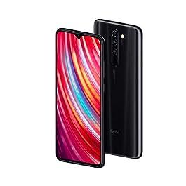Xiaomi Redmi Note 8 Pro (64GB, 6GB) 6.53″, 64MP Quad Camera, Helio G90T Gaming Processor, Dual SIM GSM Unlocked – US & Global 4G LTE International Version (Mineral Grey, 64GB + 64GB SD + Case Bundle)
