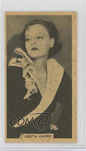 (Greta Garbo (Trading Card) 1930 Godfrey Phillips Cinema Stars - Tobacco [Base] #8)