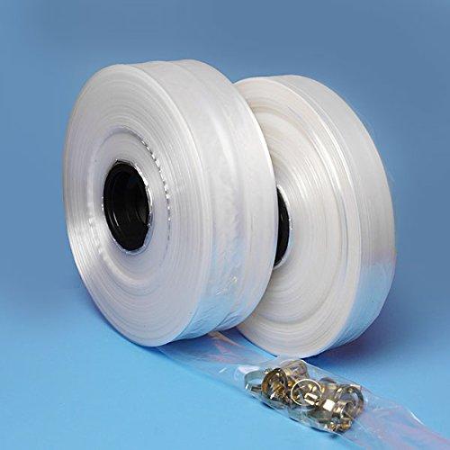 Clear Polyethylene Tube Rolls 2