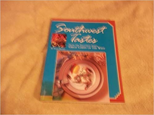 Book Southwest Tastes by Brown, Ellen (1990)