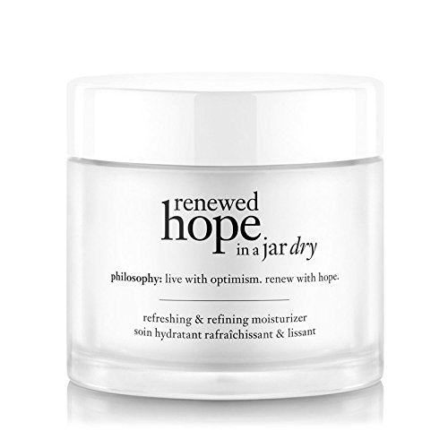 Philosophy Renewed Hope in a Jar Refreshing and Refining Moisturizer for Dry Skin, 2 Ounce -  56111876000