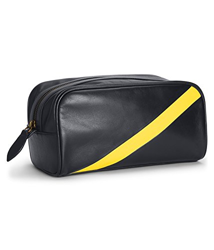 Polo Ralph Lauren Shaving Dopp Kit Overnight Bag Travel Men's Navy - Polo Lauren Luggage Ralph