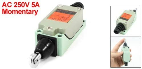 TZ-8112 AC 250V 5 Amp Cross Momentary Closed Momentary Limit Switch