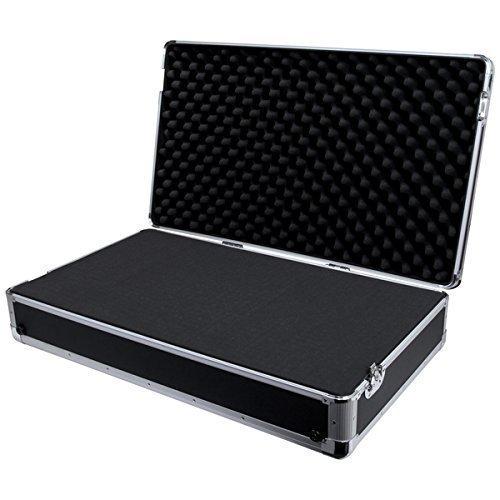 Gorilla GC-LDJC Large DJ Controller, Photography or Utility Pick & Fit Foam Universal Flight Case inc Lifetime Warranty Gorilla Cases