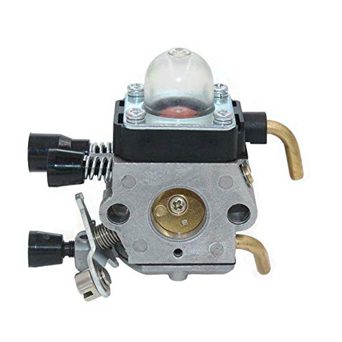 Forart Carburador C1Q-S97 con kit de ajuste para STIHL FS38 FS45 ...