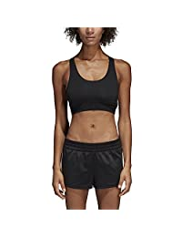 adidas Originals Women's Styling Compliments Bra, Black