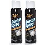 Fuller Brush Duster Spray - Wood & Multi Surface Dust Attractor & Cleaner – 15.5 oz - 2 Pack