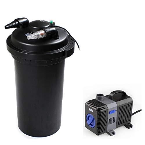8000 gallon pond filter - 1