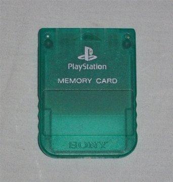 ps 1 memory card - 8