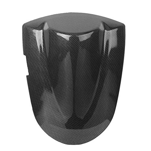 GZYF Motorcycle Rear Seat Cover Cowl Fits Suzuki GSXR 600 750 K6 2006-2007, Carbon - Rear Carbon Fiber Cover Seat