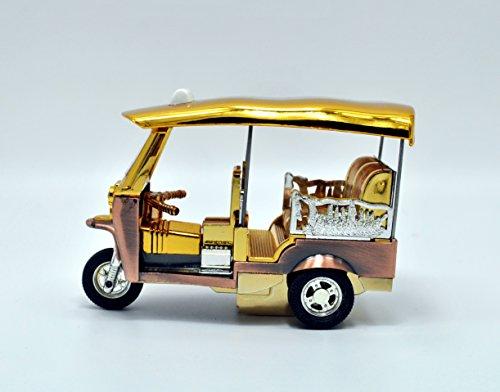 Tuk Tuk Thai Taxi Model Souvenir Toy Handmade Car