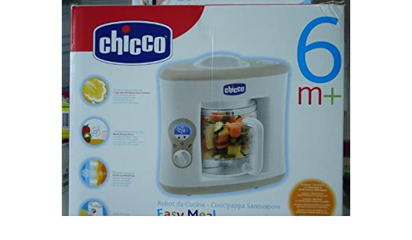 ROBOT COCINA EASY MEAL: Amazon.es: Bebé