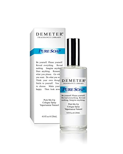 Demeter Pure Soap Women Cologne Spray, 4 Ounce by Demeter