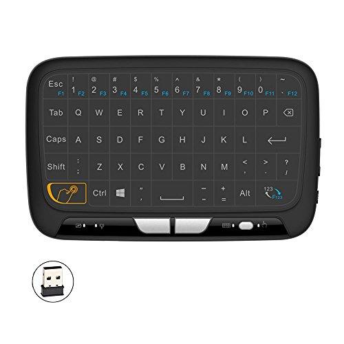 Xgody H18 Mini Wireless Whole Panel Touchpad Combo 2.4GHz