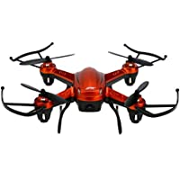 Owill JJRC H32GH 5.8Ghz FPV Aerial 6Axis 4CH Quadcopter RTF 2MP Camera Drone (Orange)