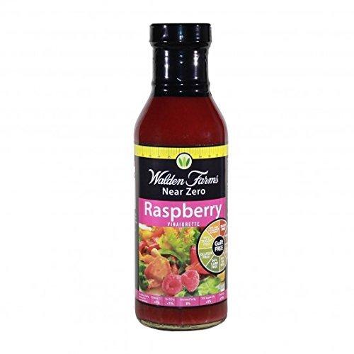 Walden Farms 355ml Raspberry Vinaigrette Salad Dressing by Walden Farms