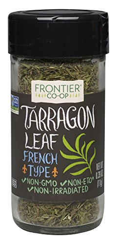 Frontier Natural Products Tarragon Leaf, - Stores Main St