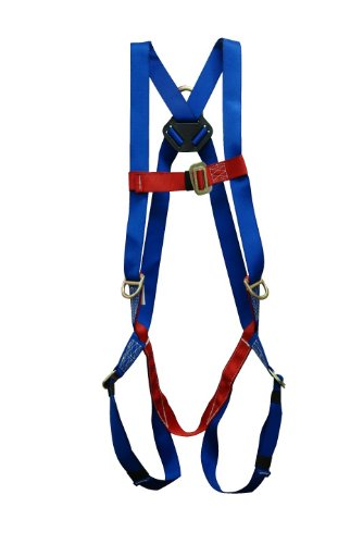 Elk River 55304 Polyester Freedom 3 D-Ring Harness with Fall Indicator, Fits Large to X-Large by Elk River