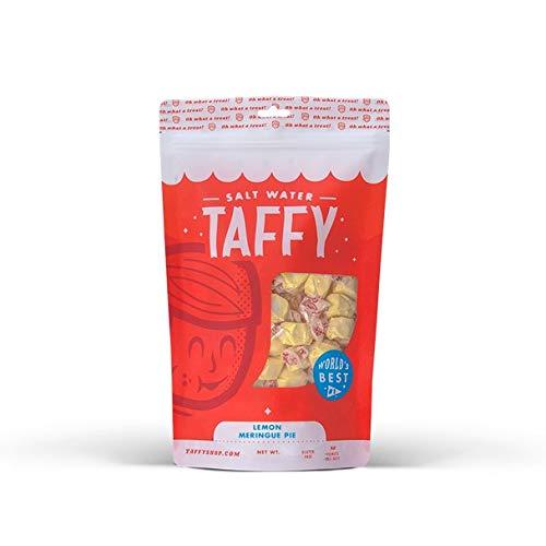 Taffy Shop Lemon Meringue Pie Salt Water Taffy - 1 LB Bag