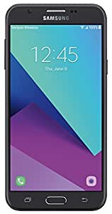 Samsung J327V Eclipse Verizon (black) (Certified Refurbished)