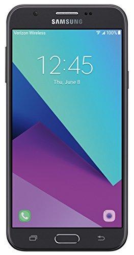 (Samsung J327V Eclipse Verizon (black) (Renewed))