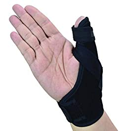 Thumb Spica Splint- Thumb Brace for Arthritis or Soft Tissue Injuries, Lightweight and Breathable, Stabilizing and not…